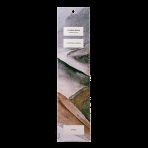 California Juniper Incense Transparent