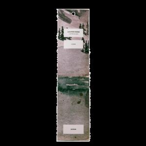 Cedar Incense Transparent