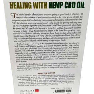 Healing with Hemp CBD Oil B_