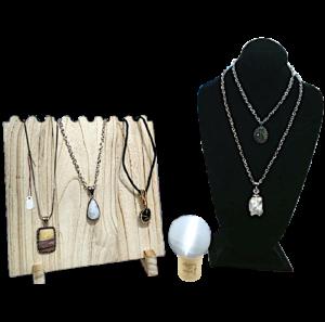 Necklaces Setup Transparent B